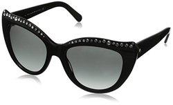 Kate Spade Women's Lesia Cateye Sunglasses - Black