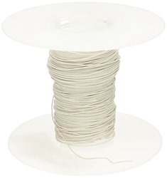 Cal Test 21 AWG 6-Amp 10m Length Test Lead Wire - White (CT2878-9-10)