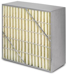 "Filtration 14920 24"" H x 20"" W x 12""D 15 MERV Box Air Filter - Case of 1"