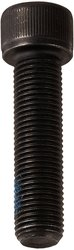 "1-1/2"" L Black Oxide Alloy Steel Hex Socket Head Cap Screw PK of 25"
