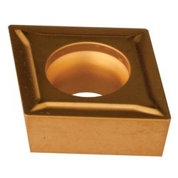 "Dorian Tool 3/16""T Tungsten Carbide Molded Positive Turning Insert - 10Pk"