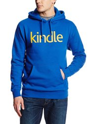 Amazon Gear Unisex 10-Ounce Hooded Sweatshirt - Royal Blue - Medium