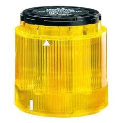 ASI 8LT7FLB5 24VAC/DC Flash Tower Light Module with Xenon Bulb- Yellow