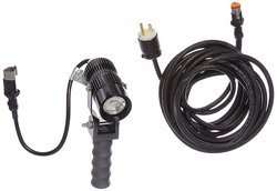 Larson Electronics 0724P4RQH2A 18 Watt Handheld LED Spotlight