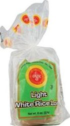 Ener G Foods Bread Loaf Lt Rice Wht - 8 Oz