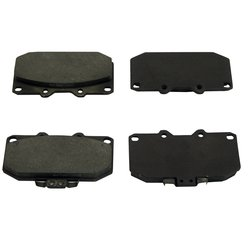 Beck Arnley 082-1516 Premium Excellent Quality Brake Pads