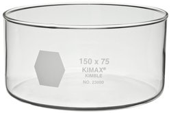 Kimax Glass 50mL Crystallizing Dish 50mm Diameter x 35mm Height