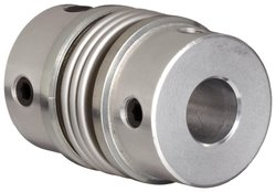 Huco 530.26.2828.Z Flex-B Bellows Coupling - Aluminum - Size: 26