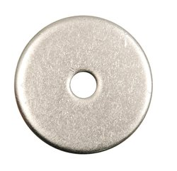 Small Parts 18-8 Flat Washer - Stainless Steel - Size: 8 Hole Size
