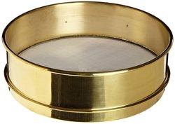 """Advantech Test Sieves - Brass - 12"""" Diameter 35""""Mesh - Half Height"""