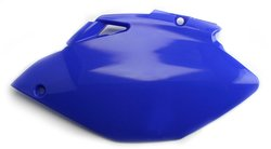Cycra 1CYC-2775-62 Plastic Motorcycle Side Number Panel for Yamaha - Blue