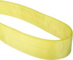 Mazzella EN2-902 Edgeguard Nylon Web Sling - Yellow - Size: 4' Length
