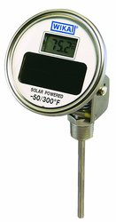 Wika TI.82 Stainless Steel 304 Solar Digital Thermometer - -50/300 Degrees