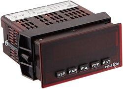 Red Lion Real Time Clock Digital Panel Meter 6 Digit Display - 85 to 250 V