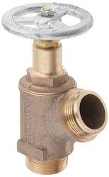 Dixon CPV150F Cast Brass Chicago Pattern Valve - 175 psi Pressure