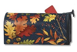 MailWraps Fall Foliage Mailbox Cover (05015)