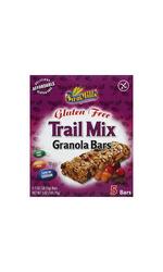 Sam Mills Gluten Free Trail Mix Granola Bars - 5 Count - 1 oz. Bars