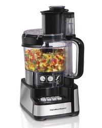Hamilton Beach 12-Cup Stack & Snap Food Processor (70725) 1101100