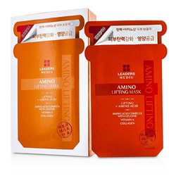 Leaders Mediu Amino Mask - Lifting - Dry/ All Skin Types 10x25ml/0.85oz