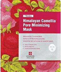 [LEADERS] 7 WONDERS Himalayan Camellia Pore Minimizing / Premium Grade Coconut Gel Mask (Bio Cellulose) / 1 BOX (10 Sheet Masks)