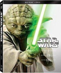 20th Century Star Wars Trilogy Episodes I-III (Blu-ray + DVD) 138050