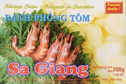 Sa Giang Giant Prawn Flavored Shrimp Chips - 7.05 ounce