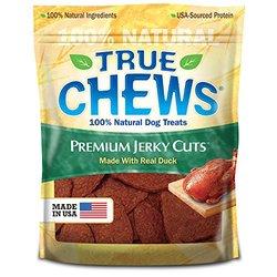 True Chews  Premium Jerky Cuts Dog Treat - Natural, Duck