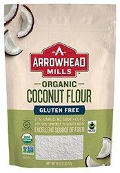 Arrowhead Mills Organic Fair Trade Coconut Flour - 16 Ounce