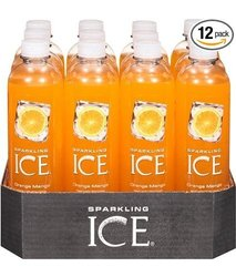 Sparkling Ice Orange Mango Bottles 12PK - 17Oz