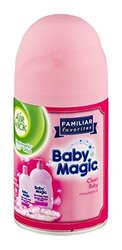 Air Wick Freshmatic Automatic Spray Air Freshener Refill, Baby Magic, 6.17 Ounce