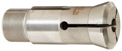 "Hardinge TD25NS 3/8"" Hole Round Smooth Swiss Carbide Guide Bushing"