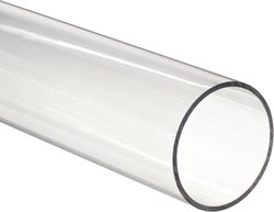 Insultab 5' Polyvinyl Chloride Vinylguard Shrink-To-Fit Covering - Clear