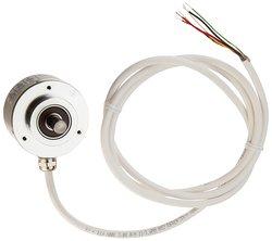 Hengstler 0522295 RI58-O/50EK.42KB 10mm Solid Shaft Incremental Encoder