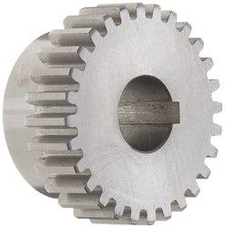 "Boston Gear 0.500"" Face Width 14.5 Pressure Angle 28 Teeth Spur Gear"