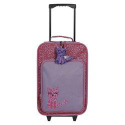 """Circo Kids Pilot Case Cheetah Print - Berry & Purple - Size: 17"""""""