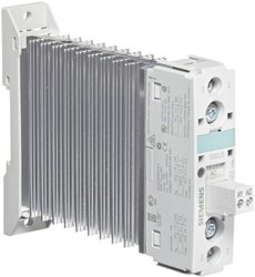 Siemens 3RP1576-2NP30 Solid State Time Relay - Supply Voltage