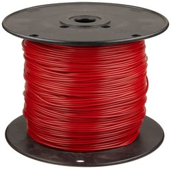Small Parts GPT Automotive Copper Wire - Red