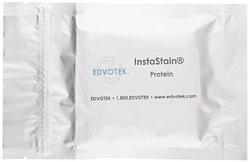 Edvotek 2016 Protein InstaStain for 15 Gels - Size: 10CM X 10CM
