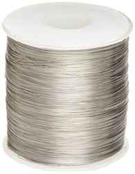 Small Parts Nickel Chomium Resistance Wire 1Pk - Chromel-C - 12800' Length