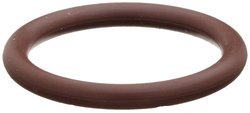"Small Parts 366 Viton O-Ring 2PK - 75A Durometer - Brown - 3/16"" Width"