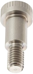 "Accurate Shoulder Screw - Hex Socket Drive 1PK - SS - 1/2"" Shoulder Dia"