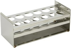 Grant Instruments Stainless Steel Tube Rack for Unstirred Water Baths