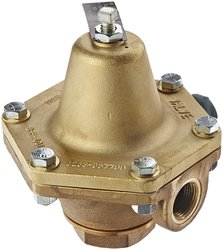 Cash Valve Bronze Pressure Regulator - Size: 3/4""