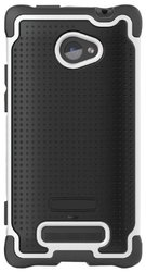 Ballistic SG Case for HTC 8X/Accord - Black/Black/White