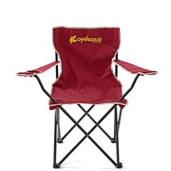 Portable Camping Chair With Carry Bag  - Red