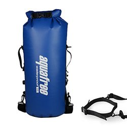Mebarra Waterproof 30L Backpack with Air Valve Strap - Blue