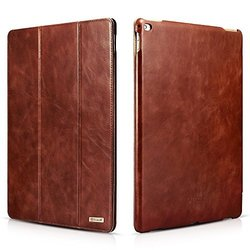 I-Carer iPad Pro Leather Case Leather Flip Cover for Apple Ipad Pro