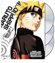 Naruto Shippuden Box Set 1