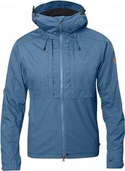 Fjallraven Men's Abisko Lite Jacket - Lake Blue - Size: Large