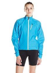 Vaude Women's Spray Jacket IV - Teal Blue - Size: 40